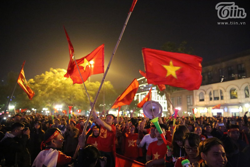 60 năm giải toả cơn khát 'vàng' SEA Games, Việt Nam ơi đêm nay không ngủ! 3