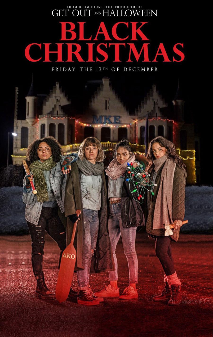 Nếu muốn trải nghiệm cảm giác mới lạ và khó quên trong đêm Giáng sinh, bạn đừng bỏ lỡ những phim kinh dị sau đây 1
