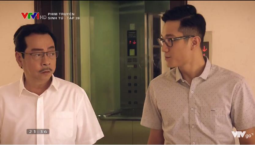 'Sinh tử' tập 28: Lâu lâu mới comeback mà Chí Nhân đã cãi lời bố, liên tục nhắc đến Việt Anh 0