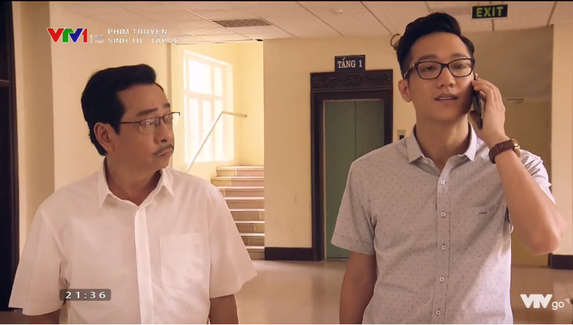 'Sinh tử' tập 28: Lâu lâu mới comeback mà Chí Nhân đã cãi lời bố, liên tục nhắc đến Việt Anh 1
