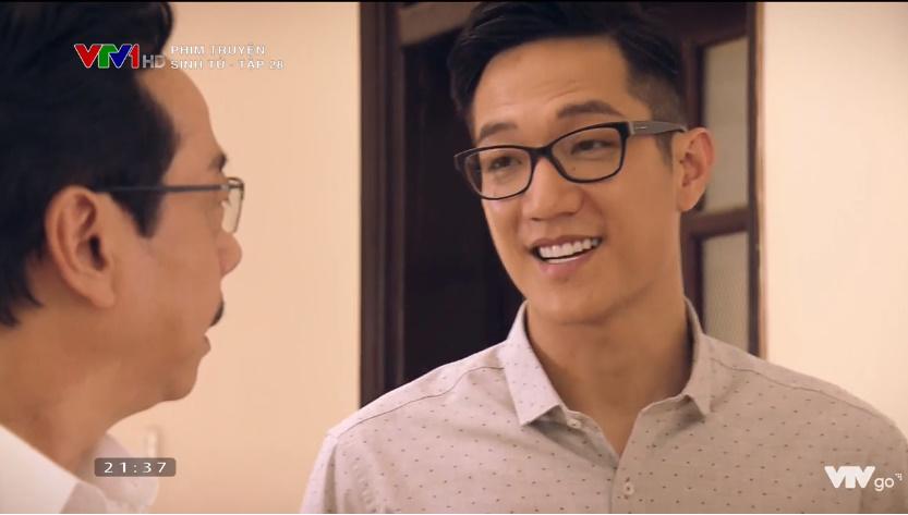 'Sinh tử' tập 28: Lâu lâu mới comeback mà Chí Nhân đã cãi lời bố, liên tục nhắc đến Việt Anh 2