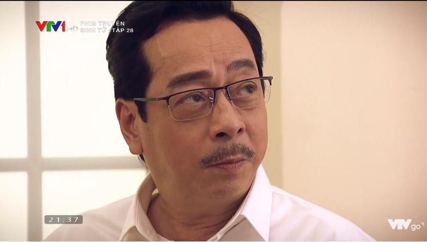 'Sinh tử' tập 28: Lâu lâu mới comeback mà Chí Nhân đã cãi lời bố, liên tục nhắc đến Việt Anh 3