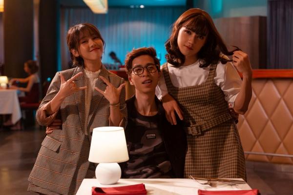 MV 'Hết yêu thật sao' của bộ 3 Jsol - ViuSs - Hậu Hoàng chính thức lên sóng sau pha nhá hàng kịch tính 2