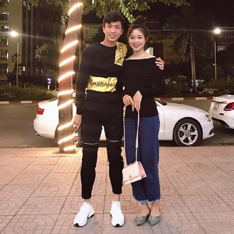 Cặp đôi Văn Đức - Nhật Linh