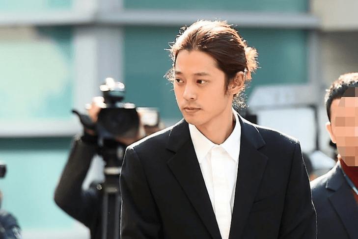 Jung Joon Jung bị bắt và kết án với loạt tội danh.