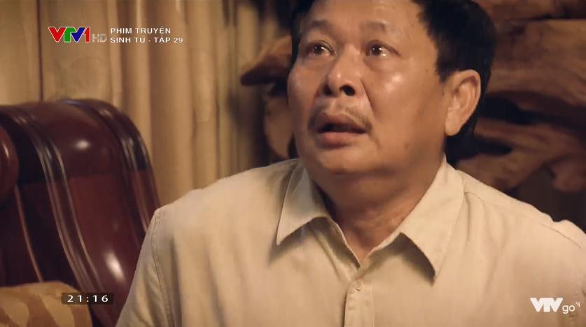 'Sinh tử' tập 29: Nhận 'quà quê' nhiều nhưng NSND Hoàng Dũng cũng phải 'bật cười' trước sự ngây thơ mang tặng mít đầu mùa của lãnh đạo huyện 3
