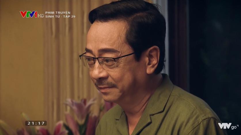 'Sinh tử' tập 29: Nhận 'quà quê' nhiều nhưng NSND Hoàng Dũng cũng phải 'bật cười' trước sự ngây thơ mang tặng mít đầu mùa của lãnh đạo huyện 5