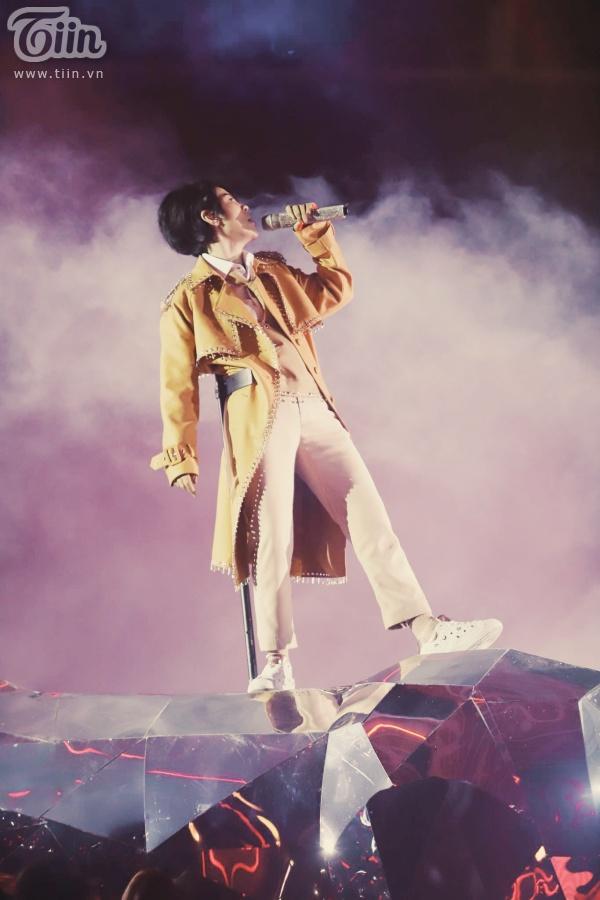 Chùm ảnh đẹp từ concert 'Inner Me' của Vũ Cát Tường: Đêm diễn cực đỉnh khiến khán giả thoả lòng 6