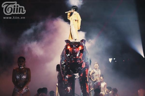 Chùm ảnh đẹp từ concert 'Inner Me' của Vũ Cát Tường: Đêm diễn cực đỉnh khiến khán giả thoả lòng 7