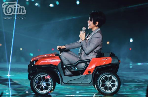 Chùm ảnh đẹp từ concert 'Inner Me' của Vũ Cát Tường: Đêm diễn cực đỉnh khiến khán giả thoả lòng 9