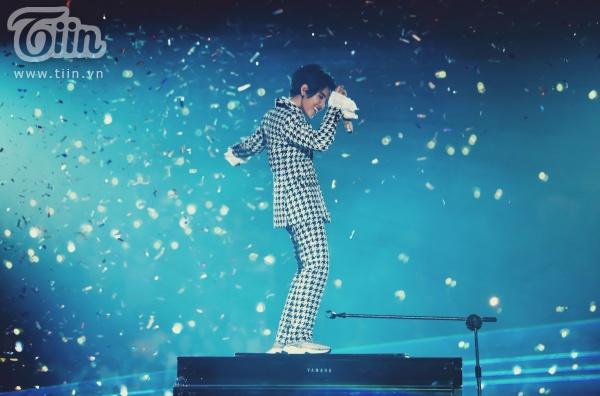 Chùm ảnh đẹp từ concert 'Inner Me' của Vũ Cát Tường: Đêm diễn cực đỉnh khiến khán giả thoả lòng 10