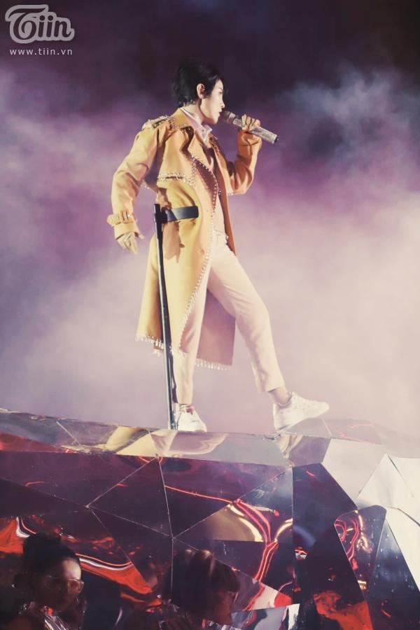 Concert 'Inner Me': Bữa tiệc âm nhạc thăng hoa cùng cảm xúc, đưa Vũ Cát Tường lên đỉnh 'điên' mới trong sự nghiệp 0