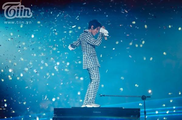 Concert 'Inner Me': Bữa tiệc âm nhạc thăng hoa cùng cảm xúc, đưa Vũ Cát Tường lên đỉnh 'điên' mới trong sự nghiệp 1