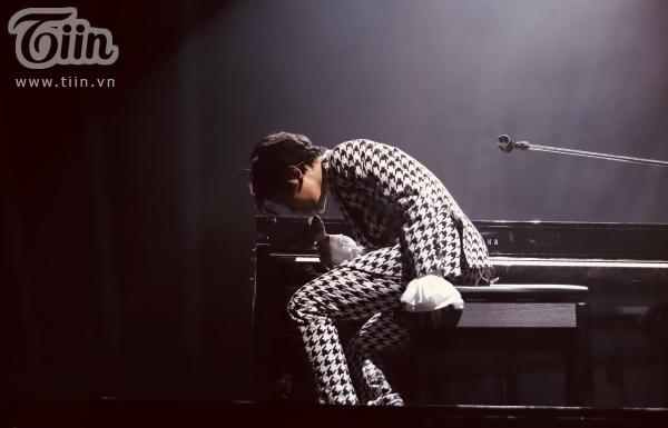 Concert 'Inner Me': Bữa tiệc âm nhạc thăng hoa cùng cảm xúc, đưa Vũ Cát Tường lên đỉnh 'điên' mới trong sự nghiệp 5