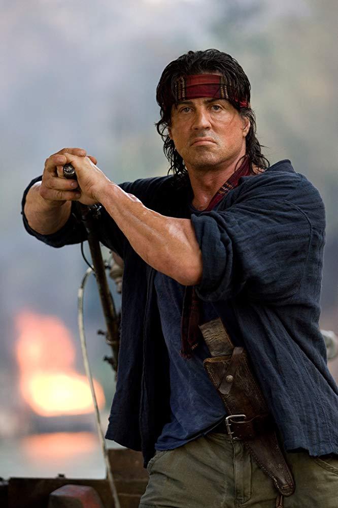 Sylvester Stallone: Từ diễn viên phim người lớntới huyền thoại hành động 8