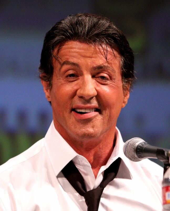 Sylvester Stallone: Từ diễn viên phim người lớntới huyền thoại hành động 2