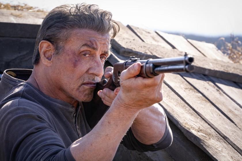 Sylvester Stallone: Từ diễn viên phim người lớntới huyền thoại hành động 12