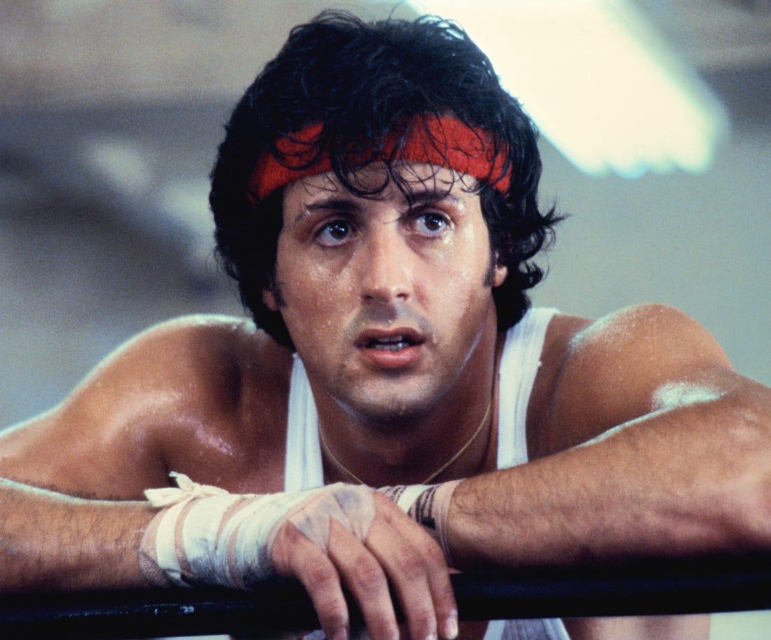 Sylvester Stallone: Từ diễn viên phim người lớntới huyền thoại hành động 3