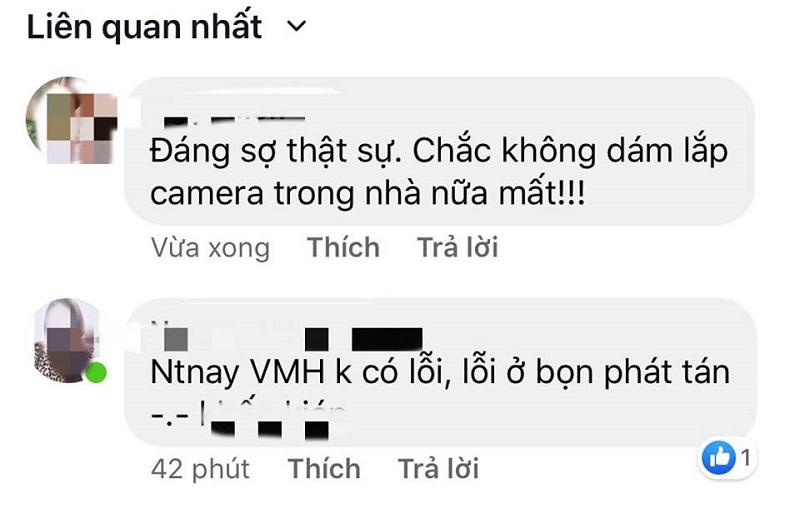 Dân mạng hoang mang về việc lắp camera trong nhà sau sự cố lộ clip nóng của ca sĩ Văn Mai Hương 6