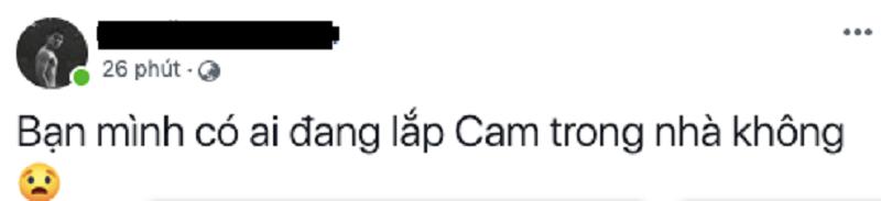 Dân mạng hoang mang về việc lắp camera trong nhà sau sự cố lộ clip nóng của ca sĩ Văn Mai Hương 2