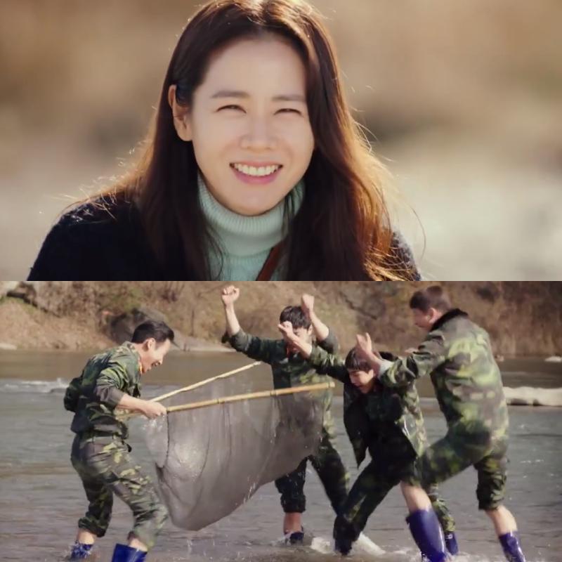 'Hạ cánh nơi anh' tập 6: Son Ye Jin kiên quyết không ăn thịt vì cô và con lợn đã 'nhìn nhau mấy lần rồi' 4