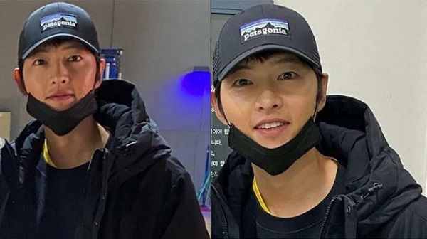 Song Joong Ki đi xem phim điện ảnh của hai đồng nghiệp Jin Sun Kyu và Lee Hee Jun.