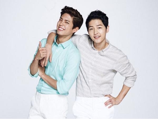 Song Joong Ki quyết định rời công ty có 'người tình tin đồn' của vợ cũ.