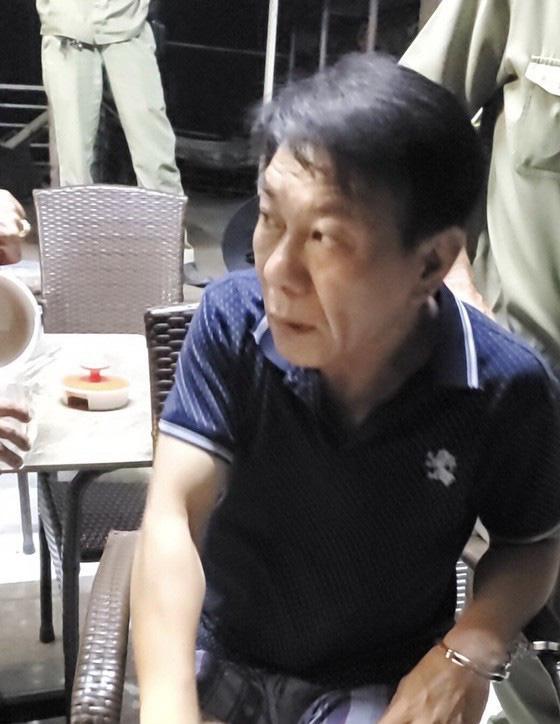 Cựu cảnh sát Hàn Quốc được xác định cầm đầu đường dây ma tuý 'khủng' - Ảnh: NLĐ