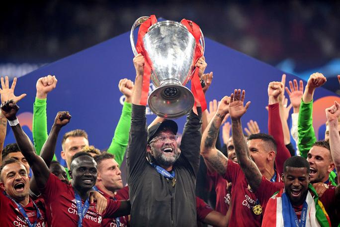 Klopp được vinh danh HLV xuất sắc nhất Ngoại hạng Anh