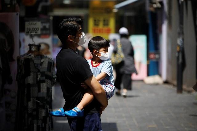 Thủ đô Hàn Quốc ra chỉ thị bắt buộc đeo khẩu trang 0
