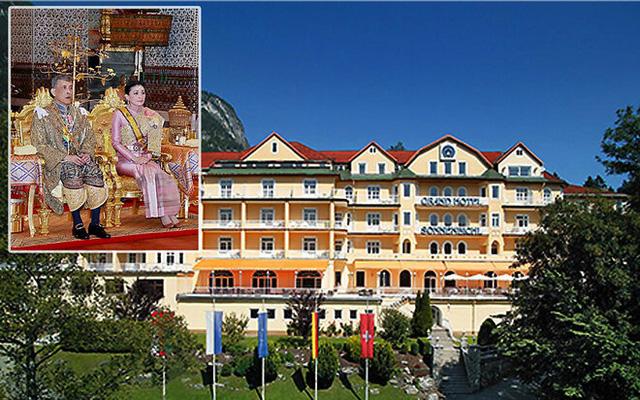 Vua Thái Lan bao trọn khách sạn hạng sang ở Đức. Ông hiện đang cách ly cùng 22 thê thiếp.