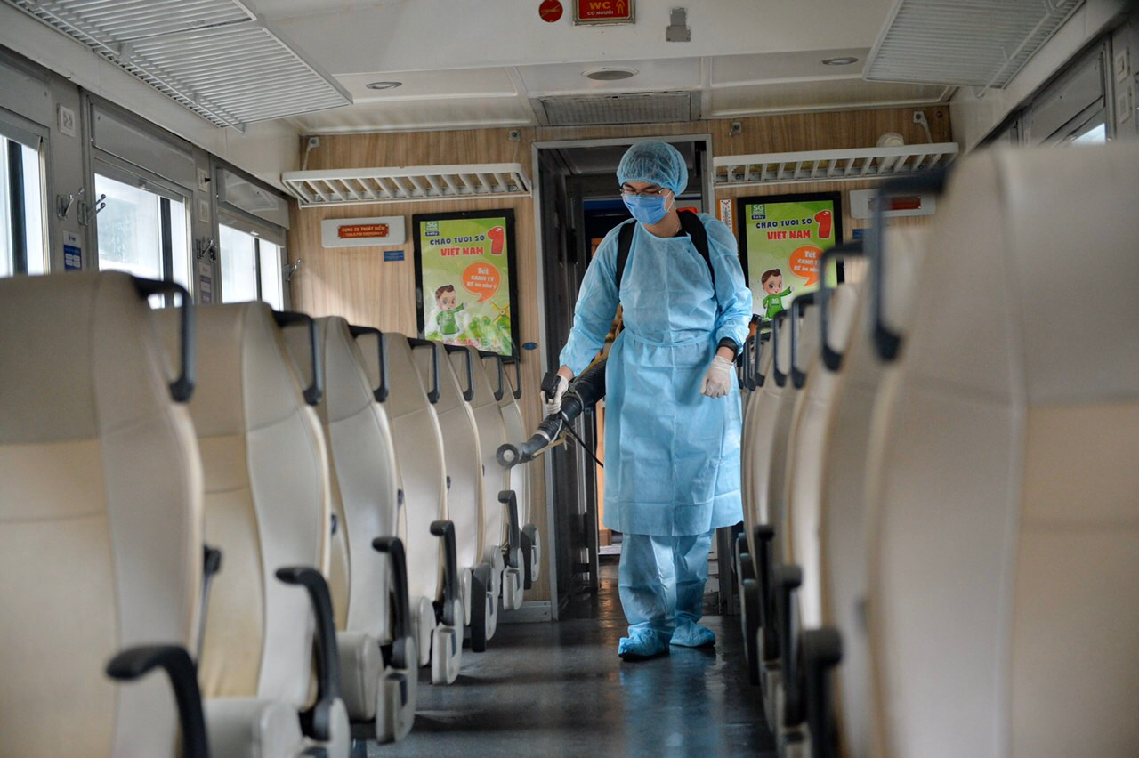 Dỡ bỏ giãn cách trên các phương tiện vận tải xuất phát từ Đà Nẵng 0