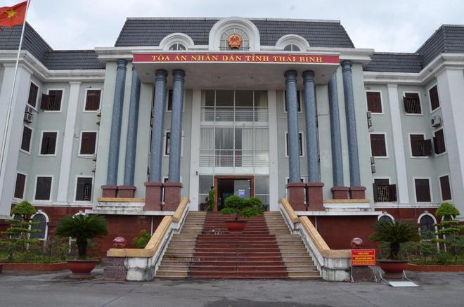 Toà án nhân dân tỉnh Thái Bình