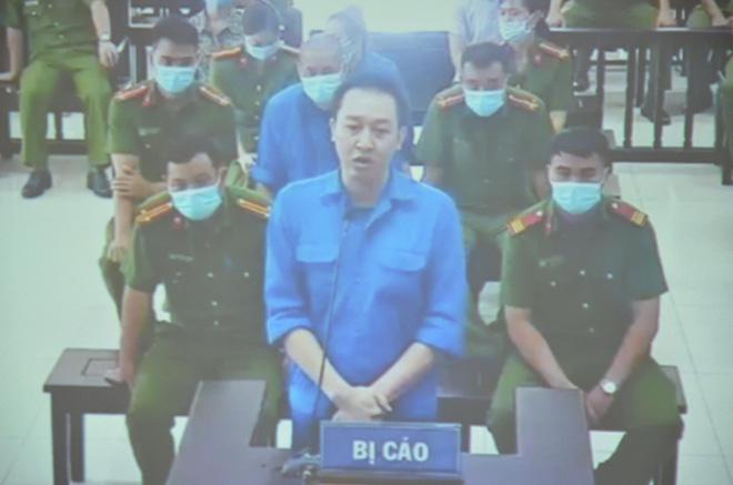 Bị cáo Nguyễn Văn Hiệp