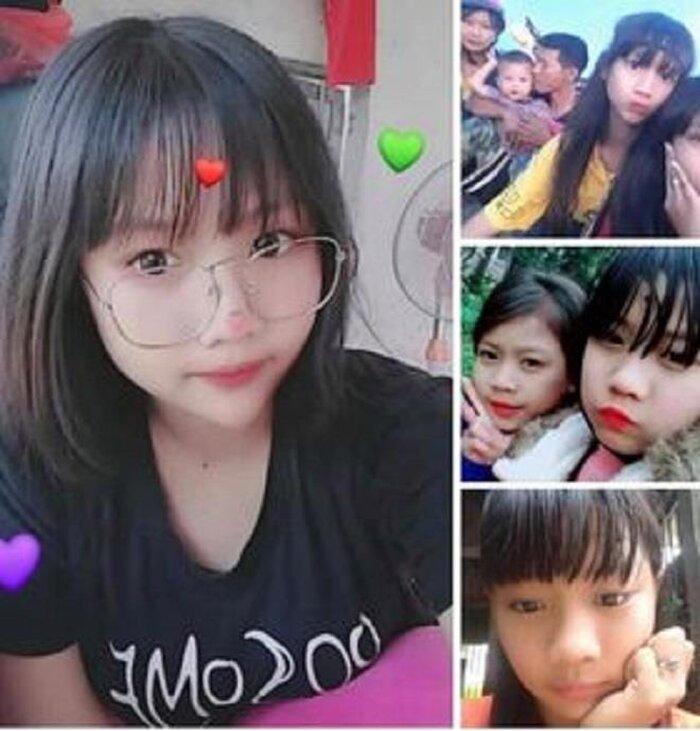 Cháu Phạm Thị Phương Anh.