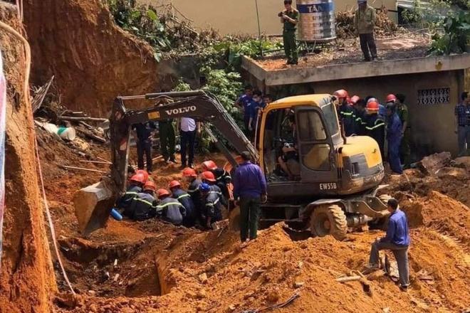 Khởi tố một bị can vụ sập taluy ở Phú Thọ khiến 4 người tử vong 0
