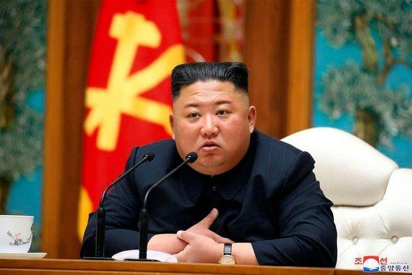 Chủ tịch Triều Tiên Kim Jong-un. (Ảnh: KCNA)