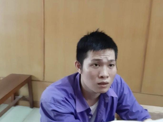Bị cáo Nguyễn Duy Châu lãnh án chung thân