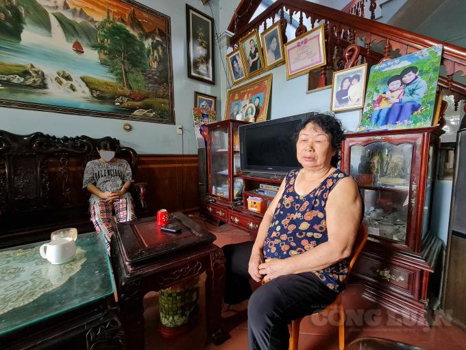 'Những ngày tồi tệ đang xảy đến với gia đình tôi' - bà Cẩm chia sẻ