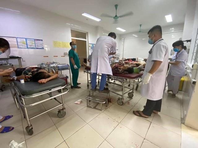 Hà Tĩnh: 3 mẹ con bị đâm thương vong 1