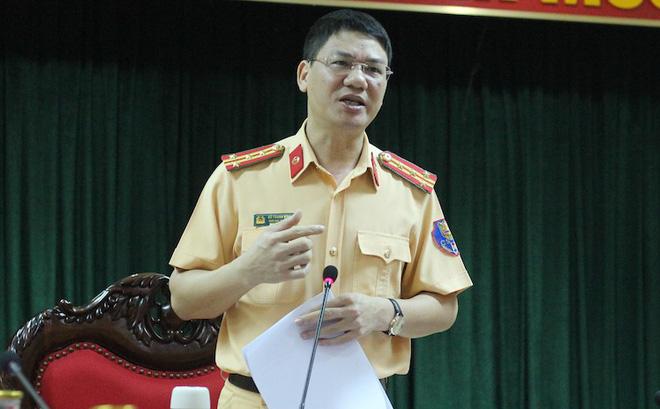 Đại tá Đỗ Thanh Bình.