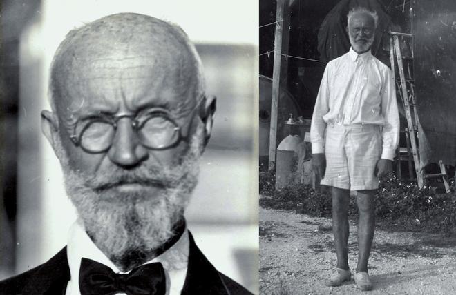 Carl Tanzler (1877-1952)