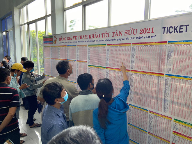 Ngày đầu bán vé Tết Tân Sửu 2021: Ga Sài Gòn vắng khách vì hàng chục nghìn người đã mua vé qua mạng 4