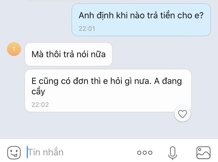 Vụ hàng loạt phụ nữ ở Hà Nội tố cáo gã sở khanh lừa tình, lừa tiền bằng 1 'chiêu' duy nhất: Thêm nạn nhân bị 'xù' nợ 1
