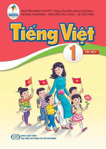 SGK Tiếng Việt lớp 1 - Cánh Diều.