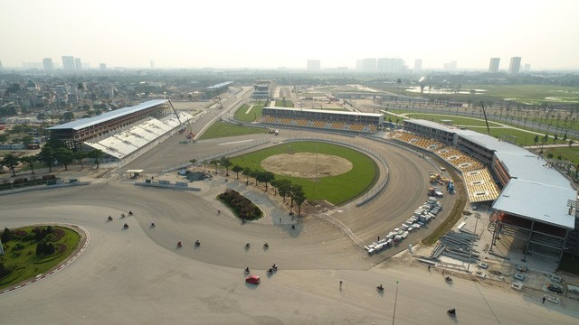 Chính thức hủy chặng đua xe công thức 1 Việt Nam.