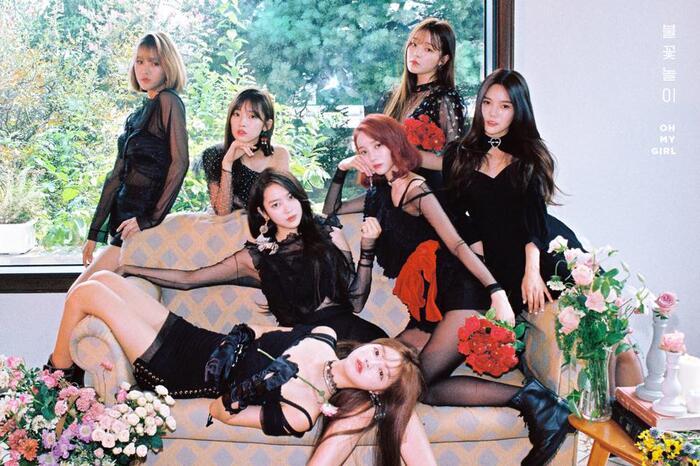 Seunghee và Binnie - thành viên nhóm Oh My Girl thú nhận họ suýt tan rã vì không được yêu thích 9