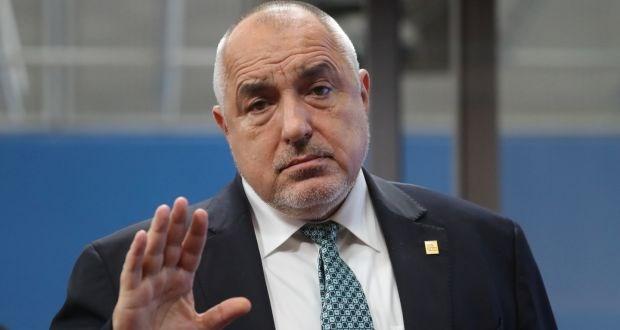 Thủ tướng Bulgaria Boiko Borisov. (Nguồn: irishtimes.com)