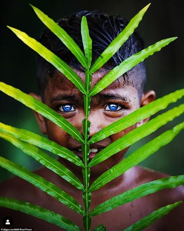 Bộ lạc mắt xanh như đại dương 0