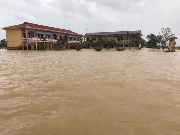 Đăng Khôi hỗ trợ tiền, xây dựng hệ thống nước sạch cho 4 điểm trường chịu ảnh hưởng nặng nề bởi bão lũ ở Huế 1